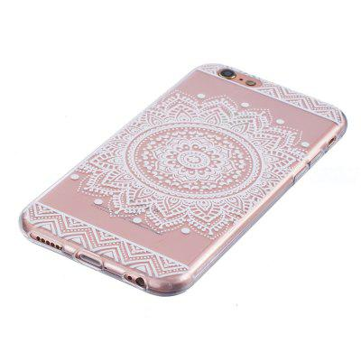 Mandala Pattern TPU Silicone Gel Soft Clear Case Cover for iphone 6/6S PlusiPhone Cases/Covers<br>Mandala Pattern TPU Silicone Gel Soft Clear Case Cover for iphone 6/6S Plus<br><br>Color: Black,White,Red<br>Compatible for Apple: iPhone 6 Plus, iPhone 6S Plus<br>Features: Back Cover<br>Material: TPU<br>Package Contents: 1 x Phone Case<br>Package size (L x W x H): 17.00 x 8.00 x 2.00 cm / 6.69 x 3.15 x 0.79 inches<br>Package weight: 0.0100 kg<br>Style: Vintage, Pattern