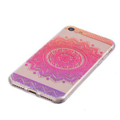 Mandala Pattern TPU Silicone Gel Soft Clear Case Cover for iphone 7/8iPhone Cases/Covers<br>Mandala Pattern TPU Silicone Gel Soft Clear Case Cover for iphone 7/8<br><br>Compatible for Apple: iPhone 7, iPhone 8<br>Features: Back Cover, Anti-knock<br>Material: TPU<br>Package Contents: 1 x Phone Case<br>Package size (L x W x H): 18.00 x 8.00 x 1.00 cm / 7.09 x 3.15 x 0.39 inches<br>Package weight: 0.0100 kg<br>Style: Pattern