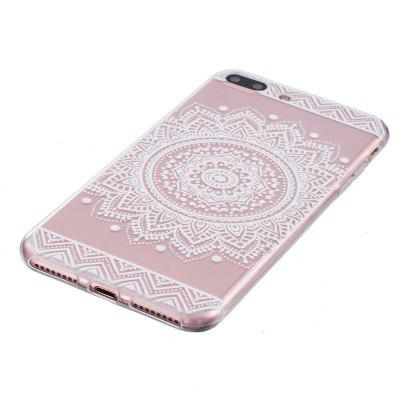 Mandala Pattern TPU Silicone Gel Soft Clear Case Cover for iphone 7/8 plusiPhone Cases/Covers<br>Mandala Pattern TPU Silicone Gel Soft Clear Case Cover for iphone 7/8 plus<br><br>Compatible for Apple: iPhone 7 Plus, iPhone 8 Plus<br>Features: Back Cover<br>Material: TPU<br>Package Contents: 1 x Phone Case<br>Package size (L x W x H): 18.00 x 8.00 x 1.00 cm / 7.09 x 3.15 x 0.39 inches<br>Package weight: 0.0100 kg<br>Style: Vintage, Pattern