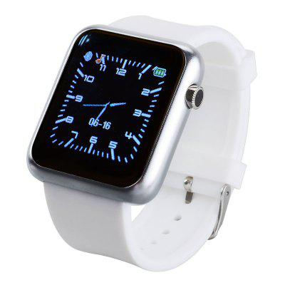 Atongm W009 Portable Touch Screen Bluetooth V3.0 Smart Watch
