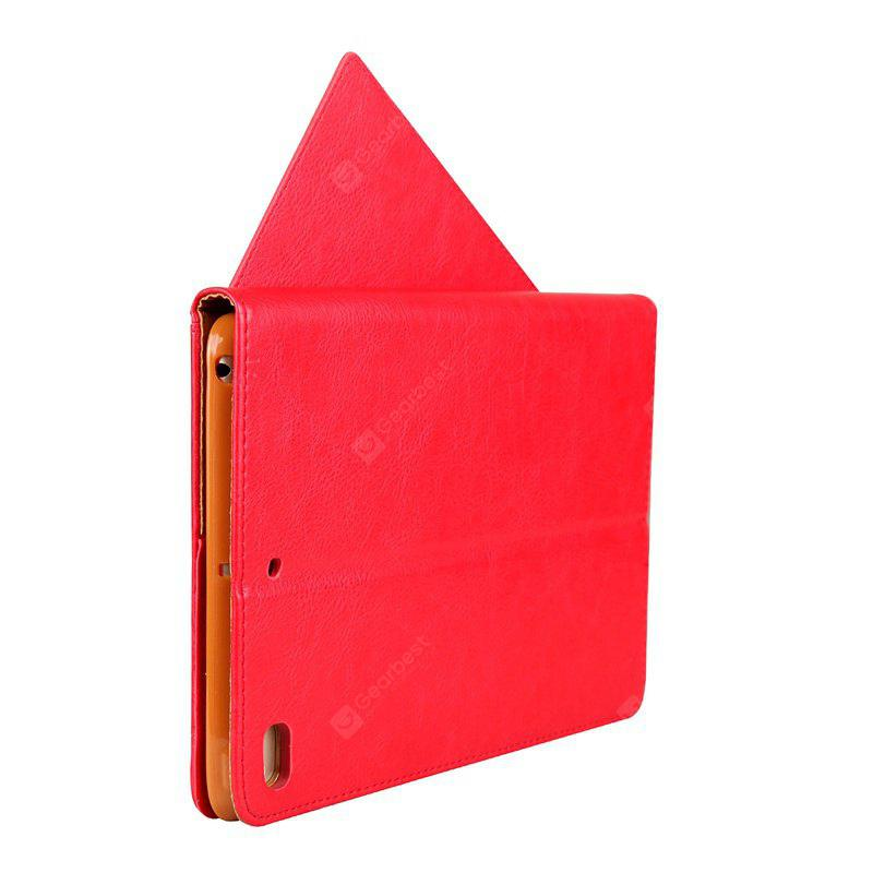 Gire o cartão Lanyard PU Leather Cover para IPad Mini 2/3/4