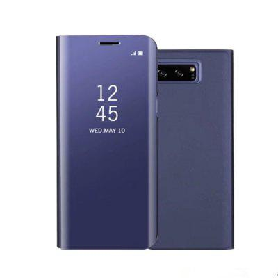 Original Mirror Clear View Smart Cover Phone Case with Flip for Samsung Galaxy Note 8