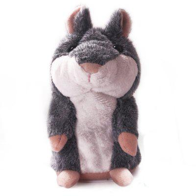 Hamster Talking Back Toy Repeats What You Say Christmas Gifts and Birthday Present