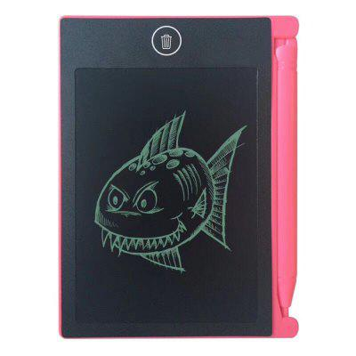 4.4 Inch Digital LCD Writing Tablet High-Definition Brushes Handwriting Board Portable No Radiatio