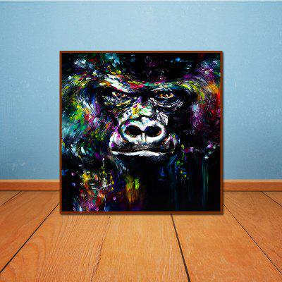Modern Unframed Oil Painting for Home Wallart Decoration