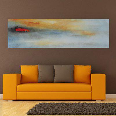 Buy YHHP Hand Painted Abstract Canvas Oil Painting for Home Decoration COLORMIX for $45.26 in GearBest store