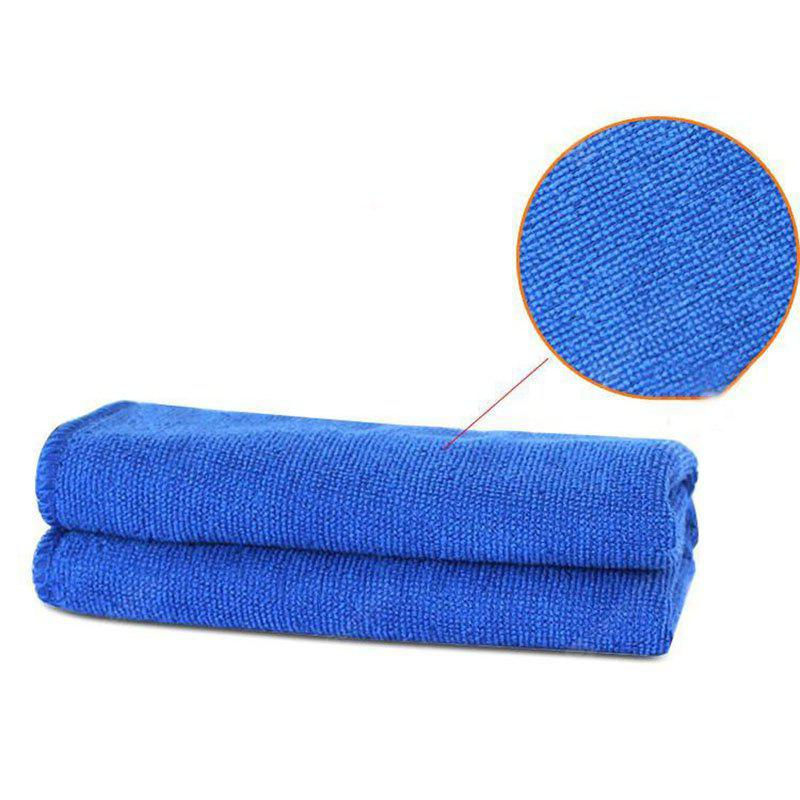 DIHE 60 - 160CM Blue Towel Very Large Dropping Water Absorption for Car Wash