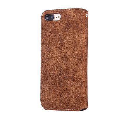 Crazy Horse Stripes PU Leather Wallet Case for iPhone 7 Plus / 8 PlusiPhone Cases/Covers<br>Crazy Horse Stripes PU Leather Wallet Case for iPhone 7 Plus / 8 Plus<br><br>Compatible for Apple: iPhone 7 Plus, iPhone 8 Plus<br>Features: Back Cover, Cases with Stand, With Credit Card Holder, Anti-knock, Dirt-resistant, Wallet Case<br>Material: TPU, PU Leather<br>Package Contents: 1 x Phone Case<br>Package size (L x W x H): 20.00 x 15.00 x 2.20 cm / 7.87 x 5.91 x 0.87 inches<br>Package weight: 0.0790 kg<br>Style: Vintage, Leather, Solid Color, Vintage/Nostalgic Euramerican Style, Colorful