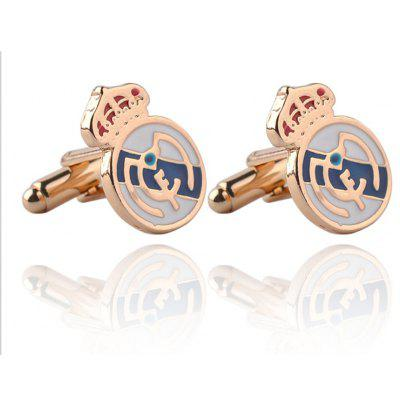 Men's Cufflinks Fine Handsome Unique Design Cuff Buttons Accessory