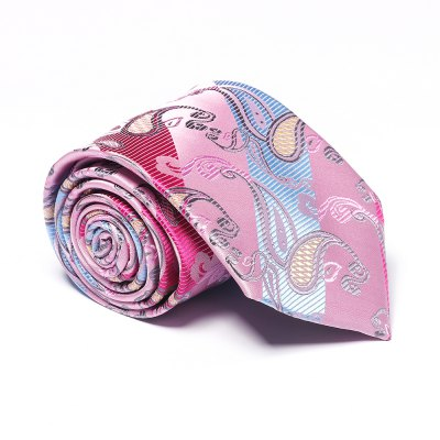 New Fashion Men's Business Necktie Cashews Pattern Tie