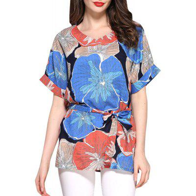 Ethnic boho Print Cotton Casual Blouse for Women TopBlouses<br>Ethnic boho Print Cotton Casual Blouse for Women Top<br><br>Collar: V-Neck<br>Elasticity: Nonelastic<br>Embellishment: Adjustable Waist<br>Fabric Type: Cotton and kapok hemp<br>Material: Cotton, Cotton Blends, Linen<br>Package Contents: 1 x Blouse<br>Pattern Type: Print<br>Shirt Length: Regular<br>Sleeve Length: Half<br>Style: Ethnic Style<br>Weight: 0.1500kg