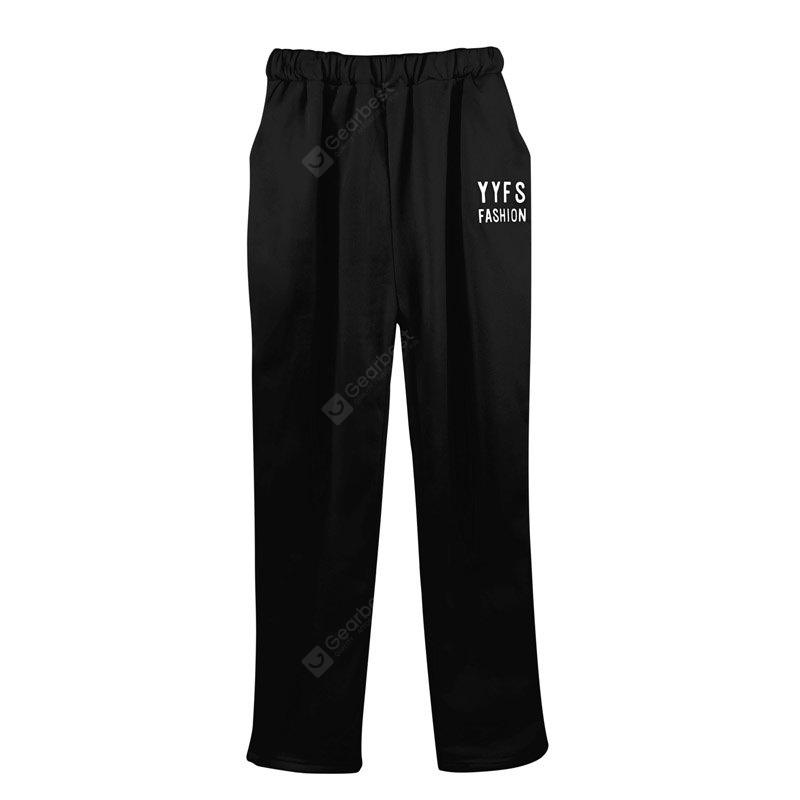 Women's Straight Tube Casual Sweatpants