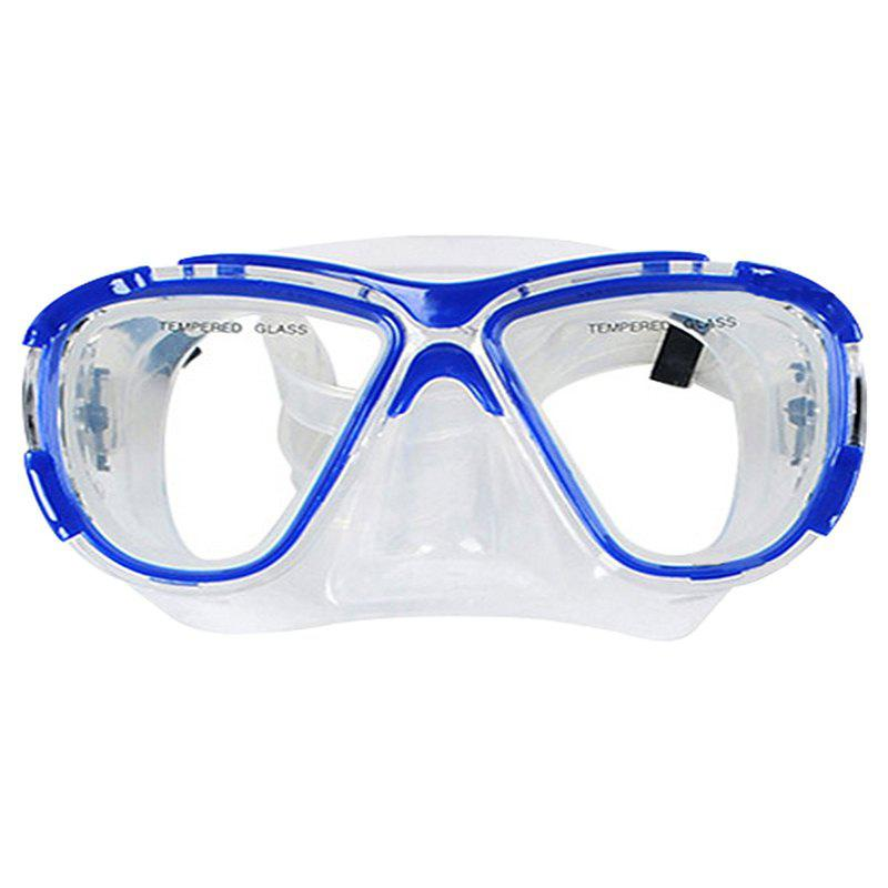 Professional Diving Silicone Mask Snorkel Set