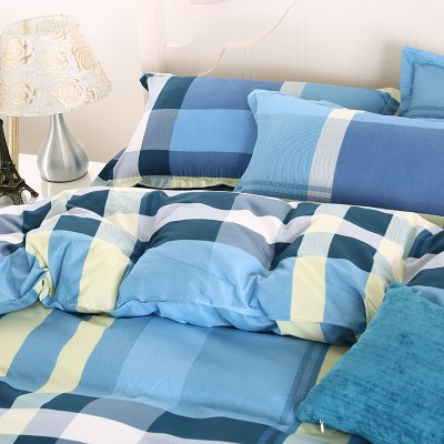 Weina Walk in The Cloud Bedding SetBedding Sets<br>Weina Walk in The Cloud Bedding Set<br><br>Brand: weina<br>Category: Bedding Set<br>For: All<br>Material: Cotton Linen<br>Occasion: Bedroom<br>Package Contents: 1 x Quilt Cover, 1 x Bed Sheet, 2 x Pillowcase<br>Package size (L x W x H): 50.00 x 40.00 x 5.00 cm / 19.69 x 15.75 x 1.97 inches<br>Package weight: 1.6000 kg<br>Product weight: 1.5000 kg