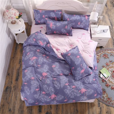 Weina Charley Manor Pattern Bedding SetBedding Sets<br>Weina Charley Manor Pattern Bedding Set<br><br>Brand: weina<br>Category: Bedding Set<br>For: All<br>Material: Cotton Linen<br>Occasion: Bedroom<br>Package Contents: 1 x Quilt Cover, 1 x Bed Sheet, 2 x Pillowcase<br>Package size (L x W x H): 50.00 x 40.00 x 5.00 cm / 19.69 x 15.75 x 1.97 inches<br>Package weight: 1.6000 kg<br>Product weight: 1.5000 kg