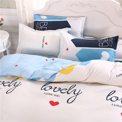 Weina Goethe Town Pattern Bedding SetBedding Sets<br>Weina Goethe Town Pattern Bedding Set<br><br>Category: Bedding Set<br>For: Adults<br>Material: Linen<br>Occasion: Bedroom<br>Package Contents: 1 x Quilt Cover, 1 x Bed Sheet, 2 x Pillowcase<br>Package size (L x W x H): 50.00 x 40.00 x 5.00 cm / 19.69 x 15.75 x 1.97 inches<br>Package weight: 1.6000 kg<br>Product weight: 1.5000 kg