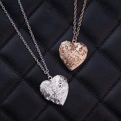 Female Fashion Lovers Love Pendant Necklace