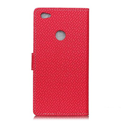 WovenPattern Texture Wallet Leather Stand Cover Phone Cases for Redmi 5ACases &amp; Leather<br>WovenPattern Texture Wallet Leather Stand Cover Phone Cases for Redmi 5A<br><br>Compatible Model: Redmi 5A<br>Features: Full Body Cases, Cases with Stand, With Credit Card Holder, Anti-knock<br>Material: PU Leather<br>Package Contents: 1 x Phone Case<br>Package size (L x W x H): 15.00 x 8.00 x 2.00 cm / 5.91 x 3.15 x 0.79 inches<br>Package weight: 0.0500 kg<br>Product Size(L x W x H): 15.00 x 7.00 x 2.00 cm / 5.91 x 2.76 x 0.79 inches<br>Style: Solid Color