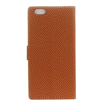 WovenPattern Texture Wallet Leather Stand Cover Phone Cases for iPhone 6 Plus icarer wallet genuine leather phone stand cover for iphone 6s plus 6 plus marsh camouflage