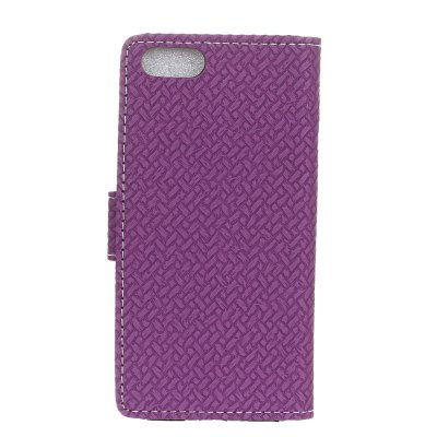 Woven Pattern Texture Wallet Leather Stand Cover Phone Cases for iPhone 7Cases &amp; Leather<br>Woven Pattern Texture Wallet Leather Stand Cover Phone Cases for iPhone 7<br><br>Compatible Model: iPhone 7<br>Features: Anti-knock, Cases with Stand, Full Body Cases, With Credit Card Holder<br>Material: PU Leather<br>Package Contents: 1 x Phone Case<br>Package size (L x W x H): 14.00 x 8.00 x 2.00 cm / 5.51 x 3.15 x 0.79 inches<br>Package weight: 0.0450 kg<br>Product Size(L x W x H): 13.80 x 7.00 x 1.50 cm / 5.43 x 2.76 x 0.59 inches<br>Style: Solid Color