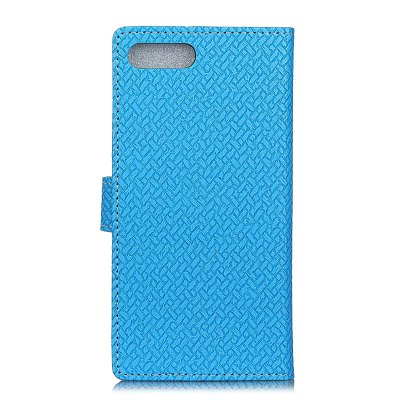 WovenPattern Texture Wallet Leather Stand Cover Phone Cases for iPhone 7 Plus mercury goospery for iphone 7 mansoor diary leather wallet cover dark blue