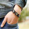 Bracciale da uomo Vintage All Match Casual Accessorio per catena - MULTICOLORE
