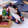 Bracciale da uomo Strand Fashion Colorato Trendy All Match Accessory - MULTICOLORE
