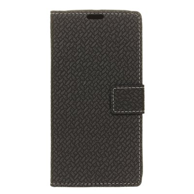 Braided Leather Cover Case  for HTC U11 Plus