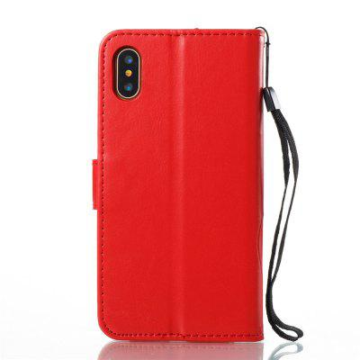 Single-sided Embossed Leather Case for iPhone XiPhone Cases/Covers<br>Single-sided Embossed Leather Case for iPhone X<br><br>Features: With Credit Card Holder, FullBody Cases<br>Material: Genuine Leather, TPU<br>Package Contents: 1 x Phone Case<br>Package size (L x W x H): 18.00 x 8.00 x 2.00 cm / 7.09 x 3.15 x 0.79 inches<br>Package weight: 0.0600 kg<br>Product size (L x W x H): 14.80 x 7.80 x 1.80 cm / 5.83 x 3.07 x 0.71 inches<br>Product weight: 0.0590 kg<br>Style: Vintage