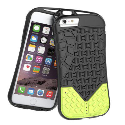 Drop-resistance Sports Shoe Style Cover Case for iPhone 8 PlusiPhone Cases/Covers<br>Drop-resistance Sports Shoe Style Cover Case for iPhone 8 Plus<br><br>Features: Back Cover, Bumper Frame<br>Material: Silicone<br>Package Contents: 1 x Phone Case<br>Package size (L x W x H): 18.00 x 8.00 x 2.00 cm / 7.09 x 3.15 x 0.79 inches<br>Package weight: 0.0450 kg<br>Product size (L x W x H): 16.00 x 6.70 x 0.80 cm / 6.3 x 2.64 x 0.31 inches<br>Product weight: 0.0440 kg<br>Style: Novelty