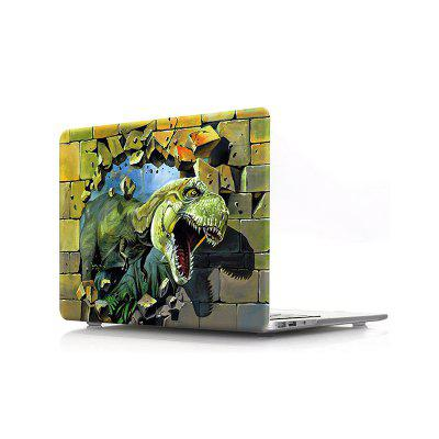 Computer Shell Laptop Case Keyboard Film Set for MacBook Air 13.3 inch  Tyrannosaurus PatterniPhone Cases/Covers<br>Computer Shell Laptop Case Keyboard Film Set for MacBook Air 13.3 inch  Tyrannosaurus Pattern<br><br>Compatible with: MacBook Air 13.3 inch<br>Package Contents: 1 x Computer Case, 1 x  Keyboard Membrane<br>Package size (L x W x H): 35.00 x 25.00 x 4.00 cm / 13.78 x 9.84 x 1.57 inches<br>Package weight: 0.3500 kg<br>Product size (L x W x H): 34.00 x 24.00 x 4.00 cm / 13.39 x 9.45 x 1.57 inches<br>Product weight: 0.3400 kg