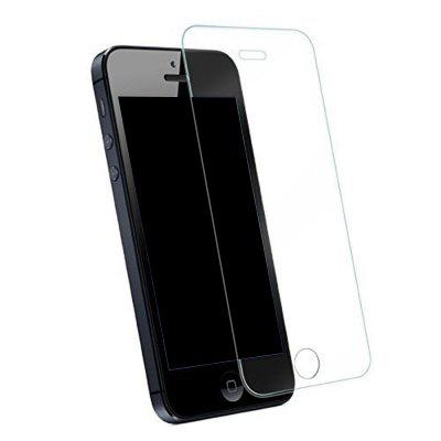 Tempered Glass Screen Protector Bubble Free Oil and Fingerprinting 9H Hardness for IPhone 5 / 5S/ 5C
