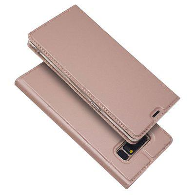 Ultra thin Flip Magnetic PU Leather Phone Cover for Samsung Galaxy Note8