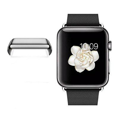 Full Coverage Screen Protector Guard Film Case Cover Shell Bumper for Apple Watch Series 2 38mm Gadgets