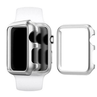 Stylish High Quality Aluminum Metal Alloy Protector Cover Case Perfect Fit for Apple Watch Series 2 38 mm high quality customized 150 ohm 500w watt power aluminum metal shell case gold resistor