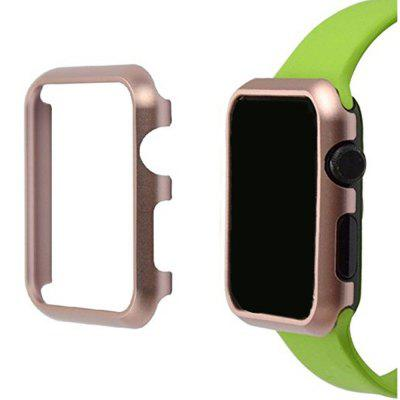 Stylish High Quality Aluminum Metal Alloy Protector Cover Case Perfect Fit for Apple Watch Series 2 38 mm