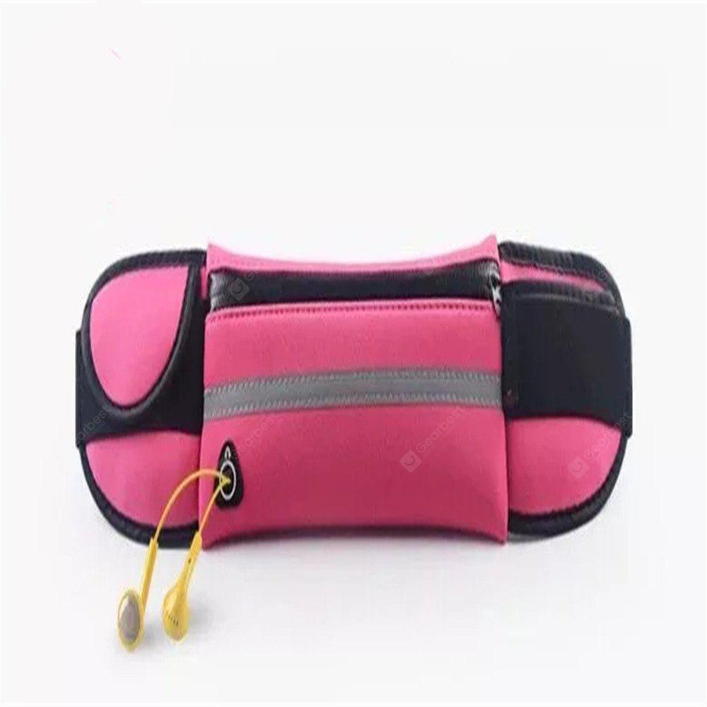 Waterproof Pouch Sports Running Waist Bag Large Capacity