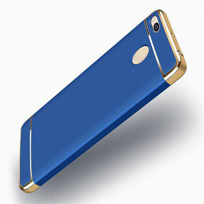 3 In 1 Ultra Thin and Slim Hard Case Coated Non Slip Matte Surface with Electroplate Frame for Xiaomi Redmi 4XCases &amp; Leather<br>3 In 1 Ultra Thin and Slim Hard Case Coated Non Slip Matte Surface with Electroplate Frame for Xiaomi Redmi 4X<br><br>Color: Rose Gold,Black,Red,Blue,Gold<br>Features: Back Cover, Anti-knock, Dirt-resistant<br>Mainly Compatible with: Xiaomi<br>Material: PC<br>Package Contents: 1 x Phone Case<br>Package size (L x W x H): 20.00 x 8.00 x 2.00 cm / 7.87 x 3.15 x 0.79 inches<br>Package weight: 0.0400 kg<br>Product weight: 0.0300 kg<br>Style: Solid Color
