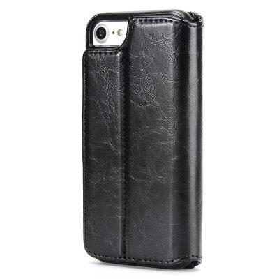 2 in 1 Split Stone Pattern PU Leather Case for iPhone 7 / 8iPhone Cases/Covers<br>2 in 1 Split Stone Pattern PU Leather Case for iPhone 7 / 8<br><br>Features: Anti-knock, Cases with Stand, Dirt-resistant, FullBody Cases, With Credit Card Holder<br>Material: PU Leather, TPU<br>Package Contents: 1 x Phone Case<br>Package size (L x W x H): 20.00 x 15.00 x 3.00 cm / 7.87 x 5.91 x 1.18 inches<br>Package weight: 0.0570 kg<br>Product weight: 0.0490 kg<br>Style: Solid Color, Vintage, Leather