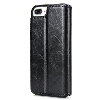 2 in 1 Split Stone Pattern PU Leather Case for iPhone 7 Plus / 8 PlusiPhone Cases/Covers<br>2 in 1 Split Stone Pattern PU Leather Case for iPhone 7 Plus / 8 Plus<br><br>Features: Cases with Stand, With Credit Card Holder, Anti-knock, Dirt-resistant, FullBody Cases<br>Material: PU Leather, TPU<br>Package Contents: 1 x Phone Case<br>Package size (L x W x H): 20.00 x 15.00 x 3.00 cm / 7.87 x 5.91 x 1.18 inches<br>Package weight: 0.0750 kg<br>Product weight: 0.0510 kg<br>Style: Leather, Solid Color, Vintage