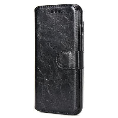 2 in 1 Split Stone Pattern PU Leather Case for iPhone 7 Plus / 8 Plus