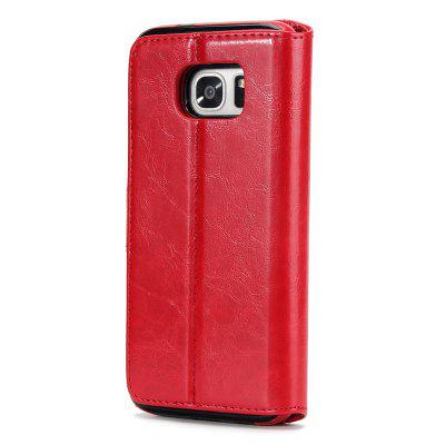 Split Stone Pattern PU Leather Case for Samsung Galaxy S7 EdgeSamsung S Series<br>Split Stone Pattern PU Leather Case for Samsung Galaxy S7 Edge<br><br>Compatible for Samsung: Samsung Galaxy S7 Edge<br>Features: Full Body Cases, Cases with Stand, With Credit Card Holder, Anti-knock, Dirt-resistant<br>Material: TPU, PU Leather<br>Package Contents: 1 x Phone Case<br>Package size (L x W x H): 20.00 x 15.00 x 3.00 cm / 7.87 x 5.91 x 1.18 inches<br>Package weight: 0.0780 kg<br>Product weight: 0.0560 kg<br>Style: Vintage, Leather, Solid Color