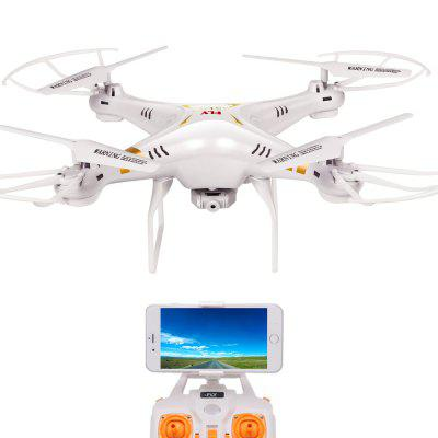 RC Drone RTF con cámara de 2.0MP HD One Key Auto Return WiFi FPV