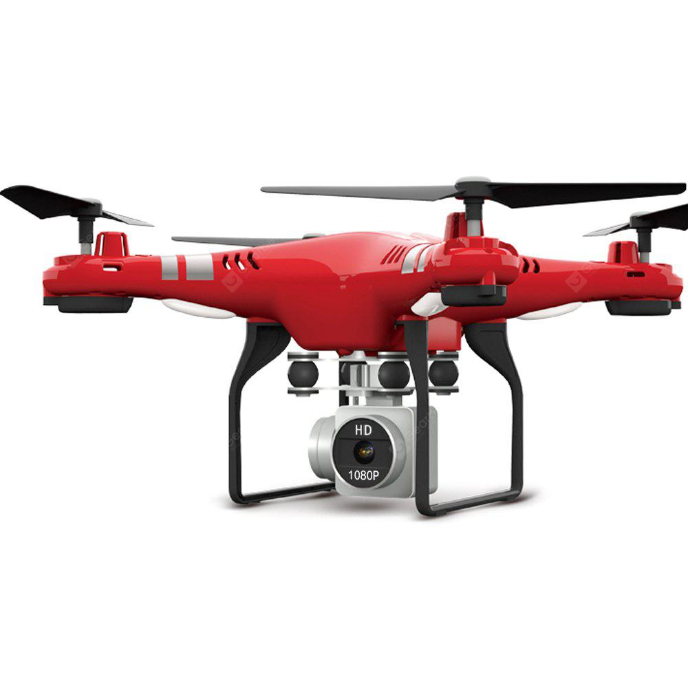 Magic Speed X52 RC Drone - RTF - RED
