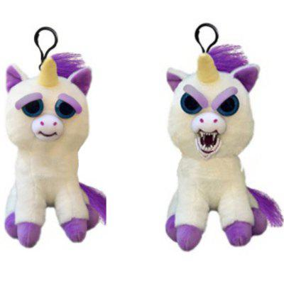 Feisty Pets Mini Unicorn Toy