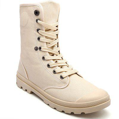 Canvas Fall Martin Boots Outdoor Mountaineering Leisure Sneaker Paladin Men'S Shoes