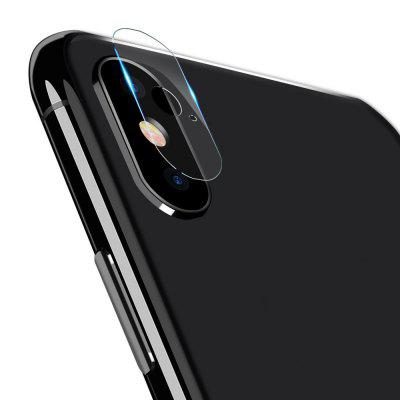 Back Camera Lens Tempered Glass Protector for iPhone X