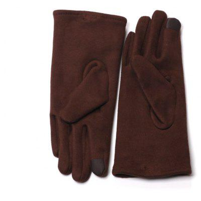 Womens Touch Screen Gloves Warm Winter Feast Gloves Driving Riding Outdoor and Indoor Fashion GlovesGloves<br>Womens Touch Screen Gloves Warm Winter Feast Gloves Driving Riding Outdoor and Indoor Fashion Gloves<br><br>Gender: For Women<br>Glove Length: Wrist<br>Group: Adult<br>Material: Spandex, Polyester<br>Package Contents: 1 x Pair of Gloves<br>Package size (L x W x H): 20.00 x 13.00 x 3.00 cm / 7.87 x 5.12 x 1.18 inches<br>Package weight: 0.2000 kg<br>Pattern Type: Solid<br>Style: Fashion