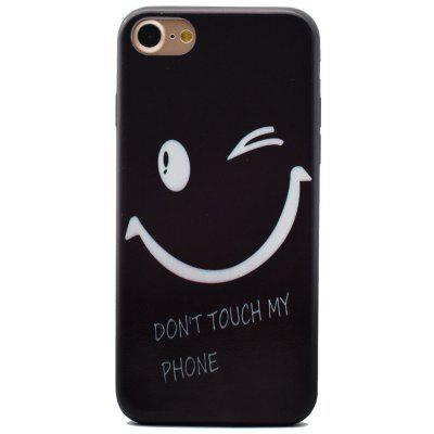 Smiling Face Soft TPU Silicon Case Cover For iPhone 7/8