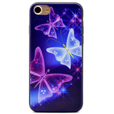 The Butterfly Soft TPU Silicon Case Cover For iPhone 7/8iPhone Cases/Covers<br>The Butterfly Soft TPU Silicon Case Cover For iPhone 7/8<br><br>Compatible for Apple: iPhone 7, iPhone 8<br>Features: Anti-knock<br>Material: TPU<br>Package Contents: 1 x Phone Case<br>Package size (L x W x H): 15.00 x 7.00 x 1.00 cm / 5.91 x 2.76 x 0.39 inches<br>Package weight: 0.0150 kg<br>Style: Pattern